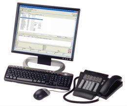 Mitel 5550 IP Console UK