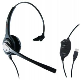 Agent 401-USB Monaural VoIP Headset