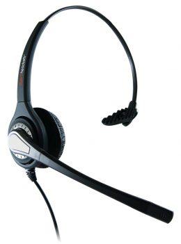 Agent 401 Monaural Headset - Plantronics QD