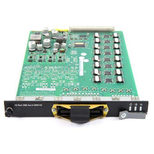 Mitel 3300 ICP 16 Port ONS Line Card 50005103
